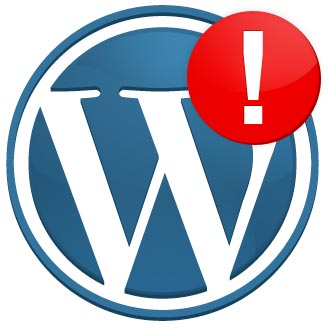 WordPress problemen